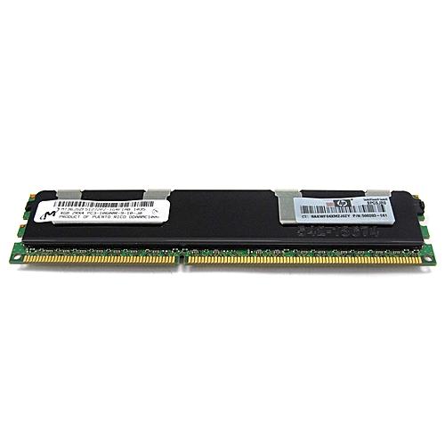 HP 4GB 2RX4_ PC3-10600R-KIT G6/G7