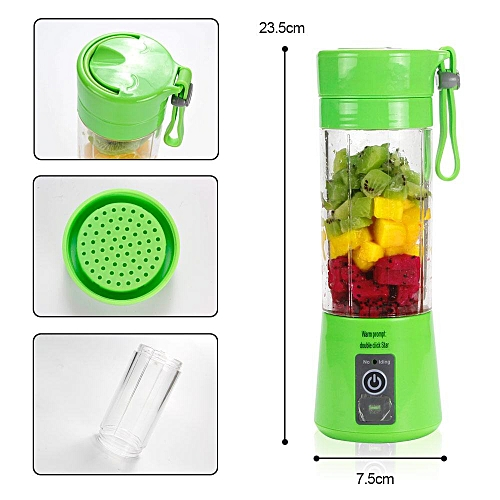 RECHARGEABLE FRUIT JUICER