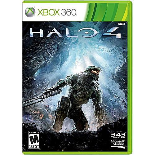 Halo 4 - Xbox 360 (Standard Game