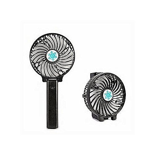 Generic Usb Hand Fan Rechargeable And Powerbank Charger