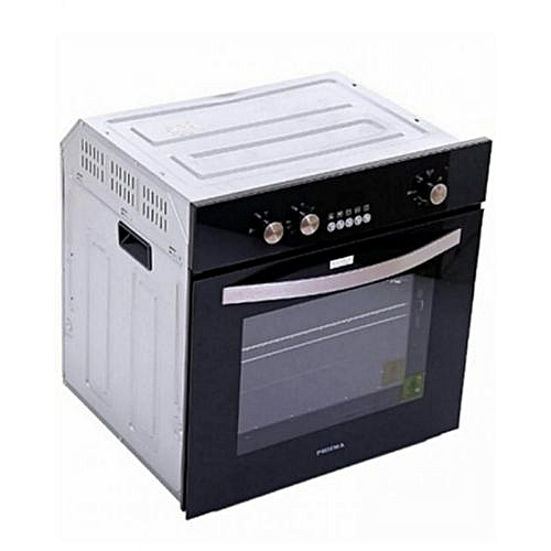 Built-in Gas And Electric Oven Stainless