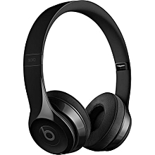 Beats By Dr. Dre Solo3 Wireless On-Ear Headphones (Gloss Black) 386ef9a045