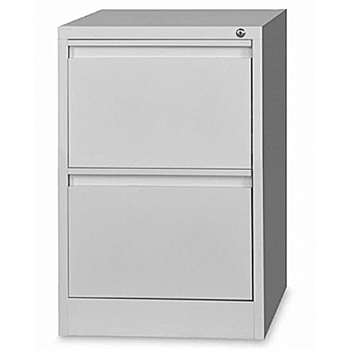 2 Drawers Metal Filling Cabinet