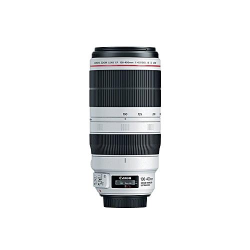 EF 100-400mm F/4.5-5.6L IS II USM Lens