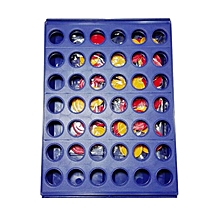 Intelligent Game ToysThree-dimensional Four-game Four Chess Educational Toys Blue for sale  Nigeria