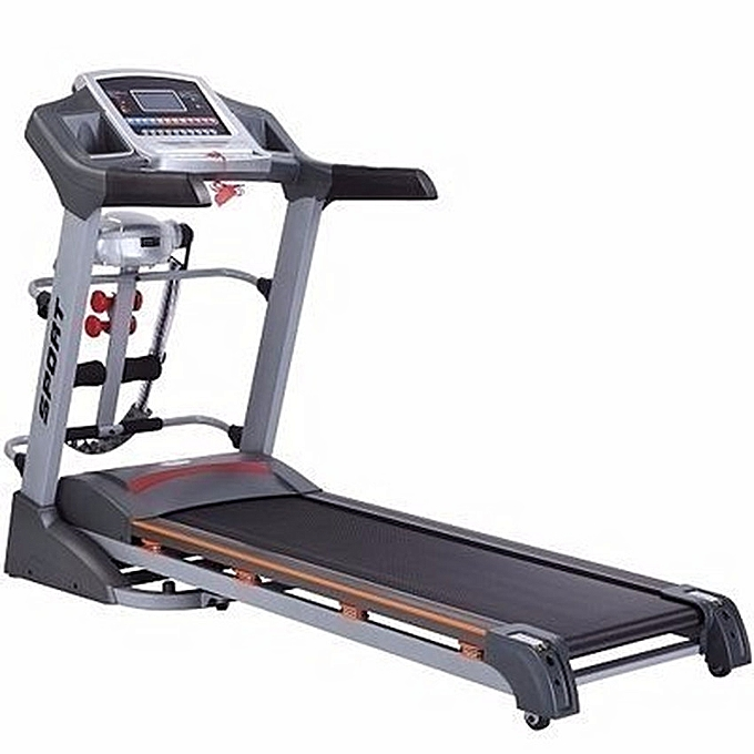 Used Sole Treadmill In Quikr: Bodyfit 2.5HP Treadmill With Massager