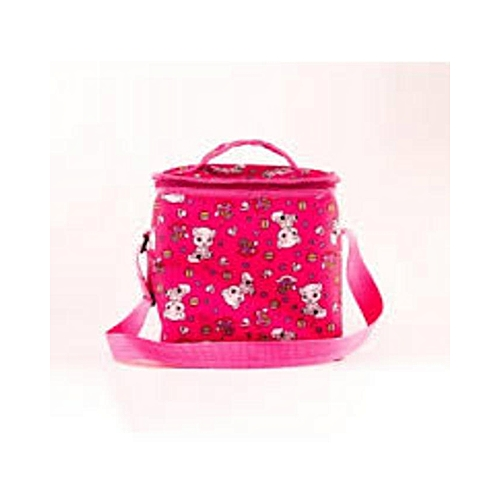 Give Away Kids Pink Lunch Bag