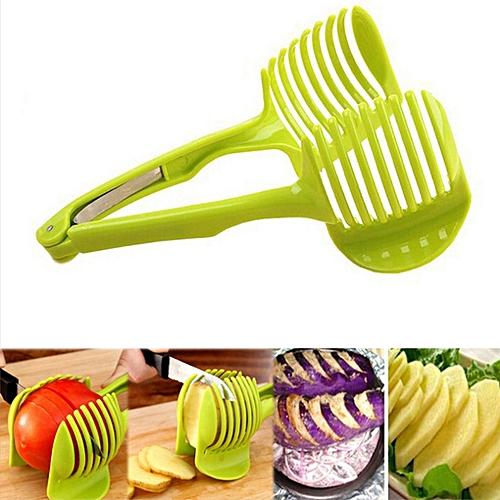Hand-held Slice Cutter Kitchen Fruit Splitter