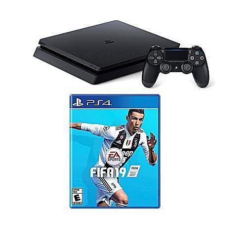 Playstation 4 Slim 1TB With Fifa 19 Bundle
