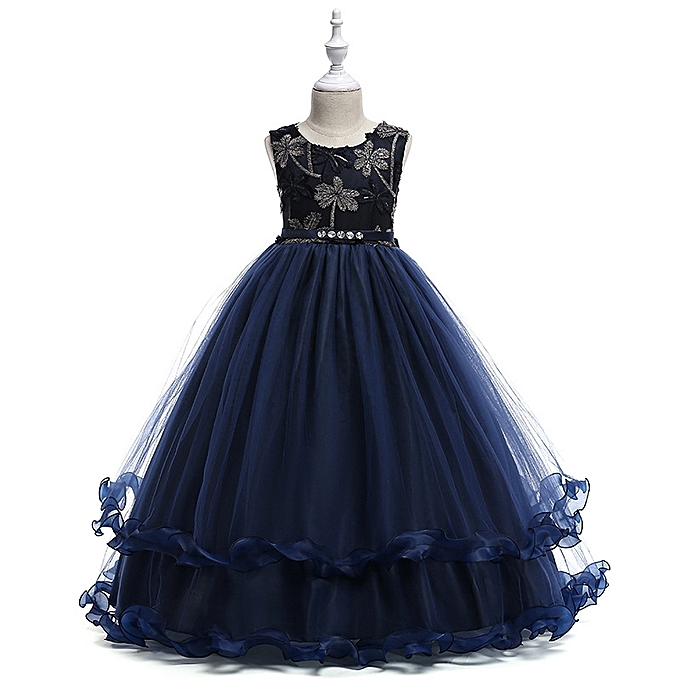 c710e15e67 Fashion Kids Clothes Wedding Party Gown New Princess Dress | Jumia NG