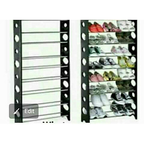 Stakeable Comfort Shoe Rack-30 Pairs