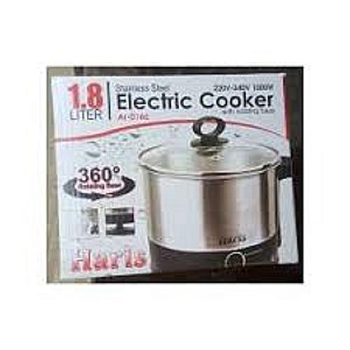 Multi-Functional Electric Mini Cooker Pot- 1.8 Litres