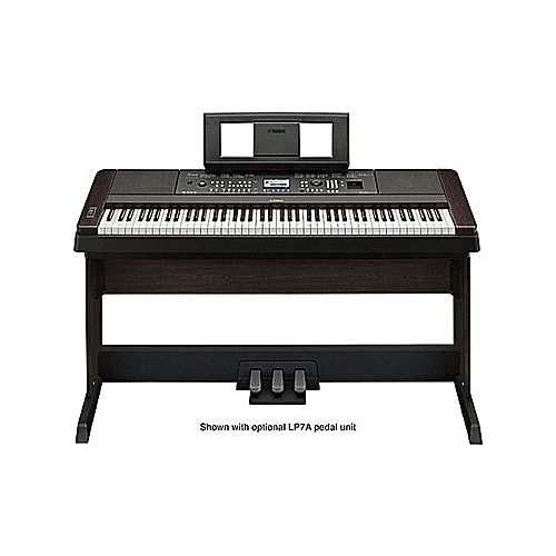 Yamaha DGX-660B 88 Key Digital Piano - Black