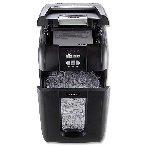 Auto+ 300X Cross Cut Heavy Duty Sensitive Paper Shredders