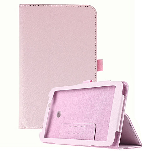 Leather Stand Folio Case Cover Protector For Asus MeMO Pad 7 ME70CX PK