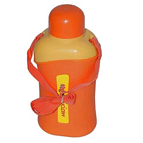 INSULATED WATER BOTTLE 1000ML - ORANGE