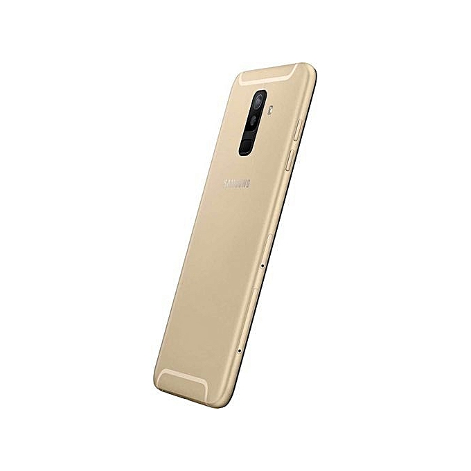 Galaxy A6 Plus (2018), 6-inch 3GB RAM, 32GB ROM, Android 8 0 (Oreo) - Gold