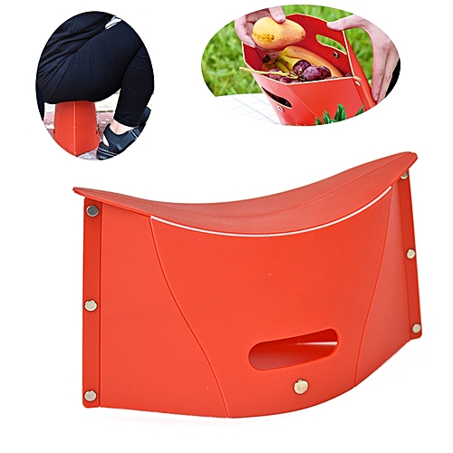 IPRee® ABS Portable Foldable Stool Storage Bag Outdoor Ultralight Equipment For Hiking Fishing