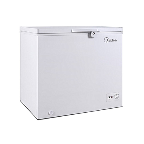 Chest Freezer HS-185 Silver