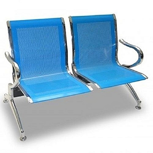 2 Seater Reception Waiting Chair