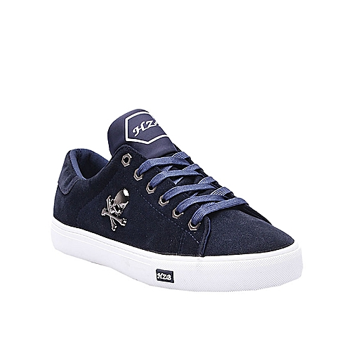 Bone Clip Sneakers - Blue