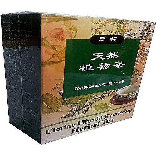 Uterine Fibroid Removing Herbal Tea - PACK OF 2