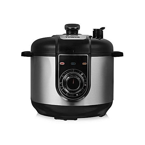 Digital Pressure Cooker - 5Litres