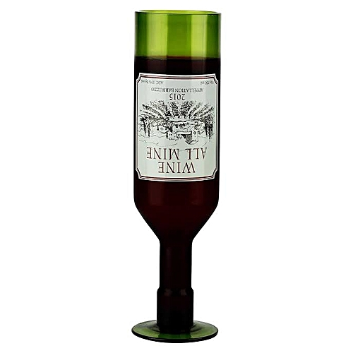 WINE ALL MINE 25 OZ (750 ML) WINE GLASS