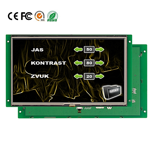 """10.1"""" Intelligent LCD Module With Embedded System"""
