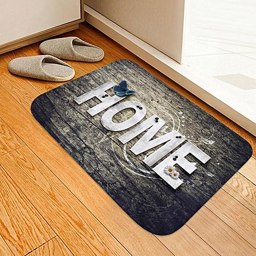 Anti-slip Water Absorbant Door Floor Living Room Bedroom Carpet