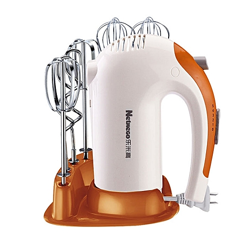 Netmego Premium Copper Coil 220V 300W 5 Speed Electric Hand Mixer/Cake Mixer, Replacement Beaters For Kitchen Aid.
