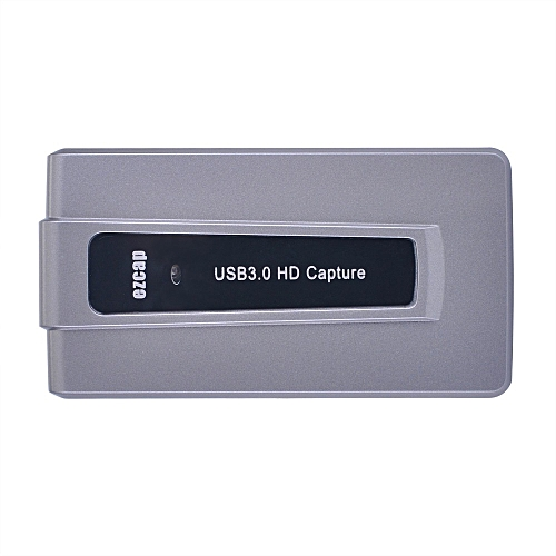 USB 3.0 HD Game Video Capture Record 1080p 60fps Live Streaming Support OBS Studio Windows Mac Linux To Twitch Youtube Hitbox