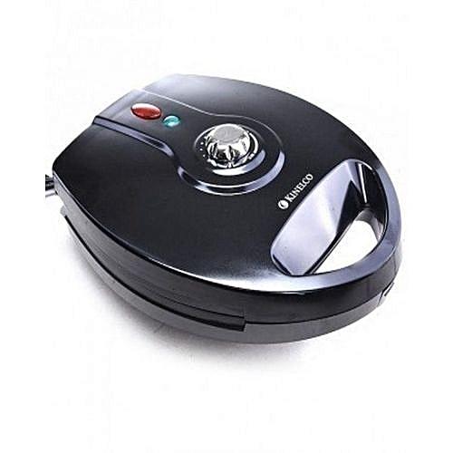Toaster - 4 SLICE Black