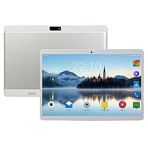 10.1'' 4G+64GB Android 8.0 Tablet PC Octa 10 Core HD WIFI Bluetooth 2 SIM 4G New
