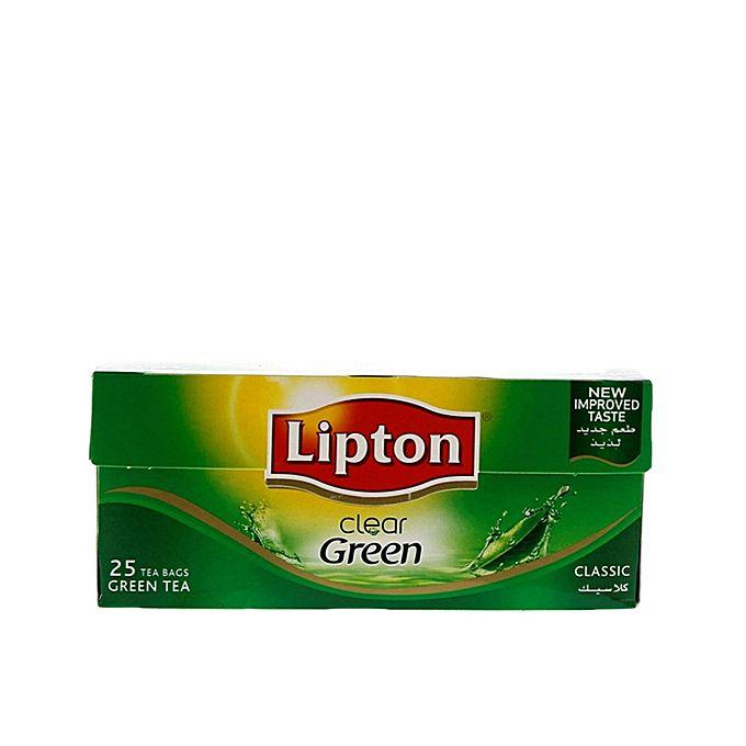 ... STL EARL GREY LIPTON 25S - SKU 118132. Source · Green Tea 25g - 25 bags
