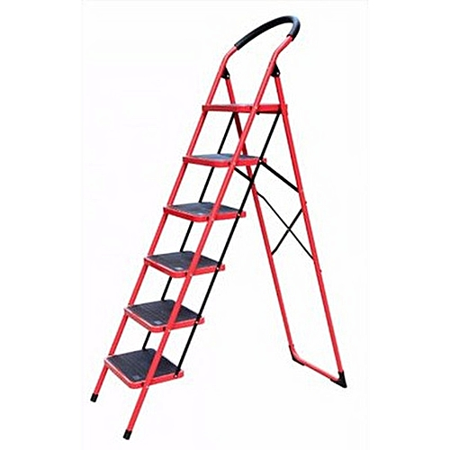 Red Ladder - 6 Steps
