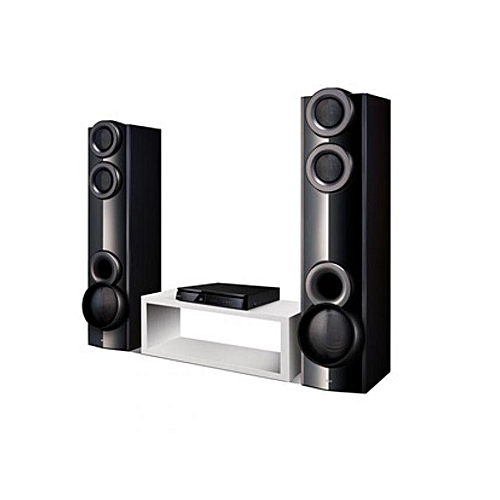 AUD LHD675 4.2Ch DVD Home Theatre With Sound Tower