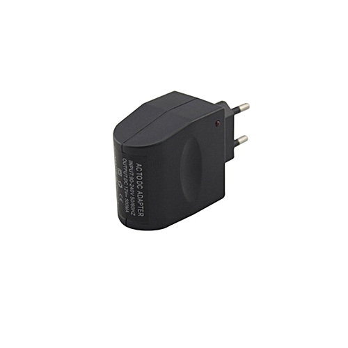 Generic Gb Portable Household Car Cigarette Lighter Adapter Ac To Dc Converter Black