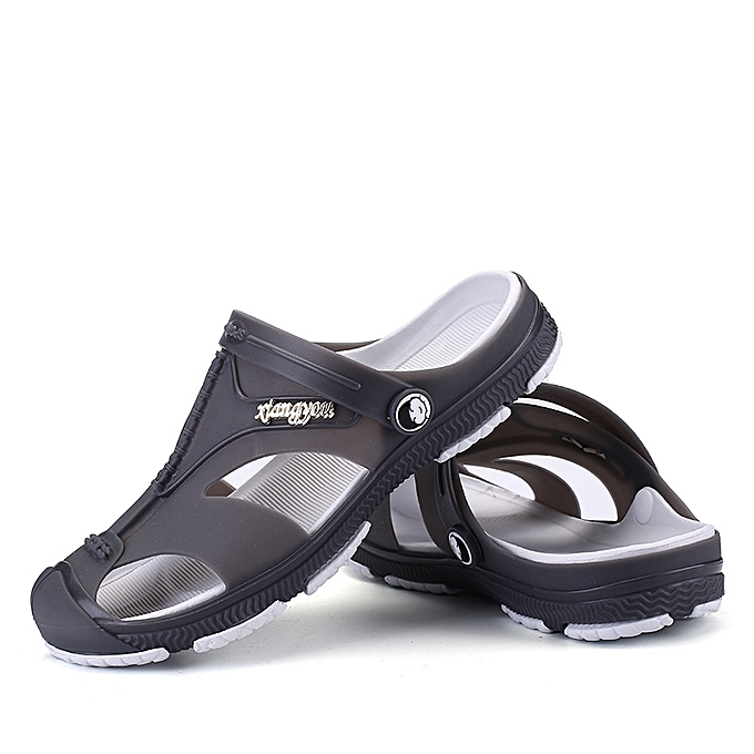 6fb59d0b9859 ... EUR Size 40-45 Summer Sandals Men Shoes Comfortable Men Sandals Fashion  Design Casual Men ...