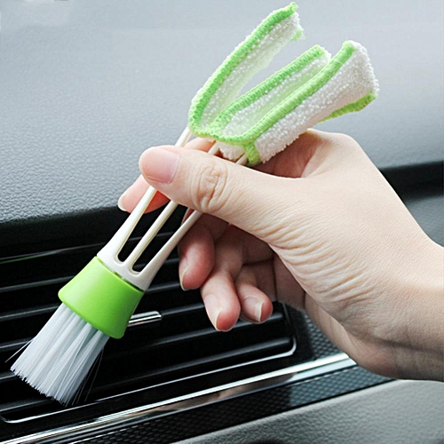 Autos Vehicle Air Outlet Vent Cleaning Brush
