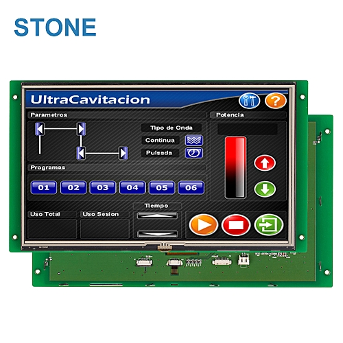 10.1 Inch Industrial HMI LCD Touch Screen For Equipment Use