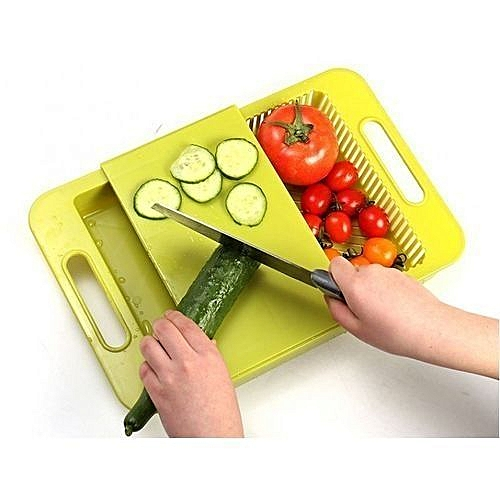 Multifunctional Chopping Board