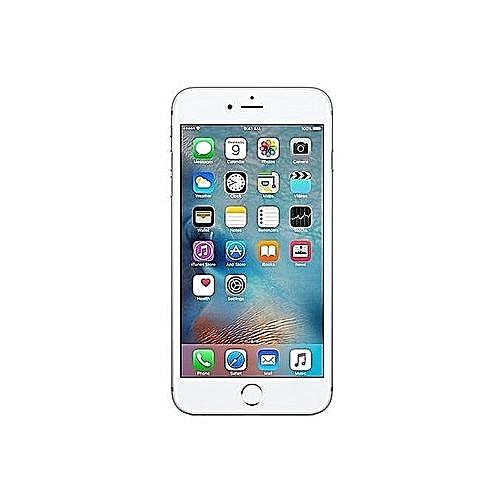 apple iphone 6s plus 64gb silver jumia ng. Black Bedroom Furniture Sets. Home Design Ideas