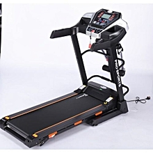 2.5HP Treadmill With Dumbbell & Massage Machine for sale  Nigeria
