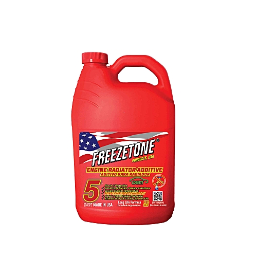 Radiator Coolant & Corrosion Inhibitor – Red
