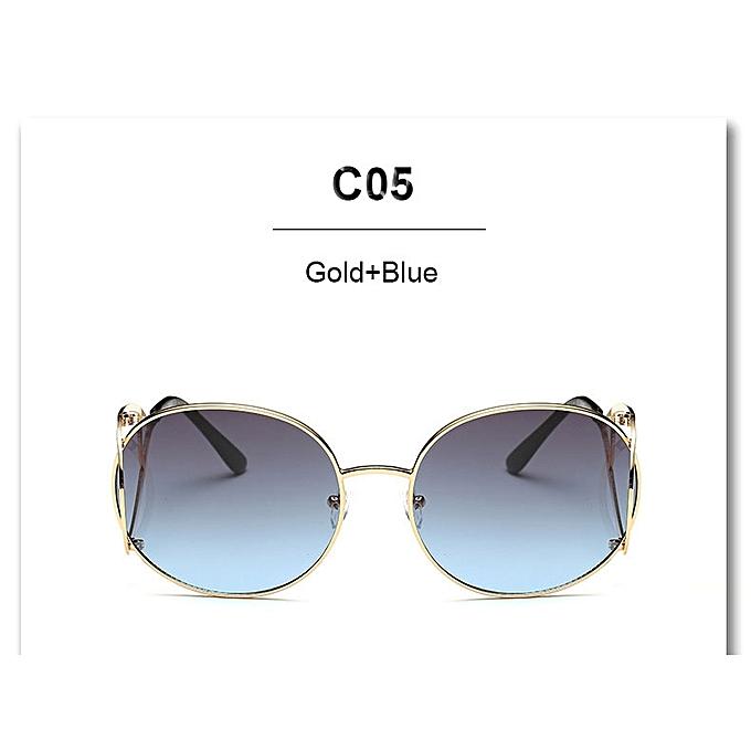 6d9ab87d0 2018 Fashion Cat Eye Glasses Women Frameless Sunglasses Ladies Eyewear  Driving Transparent Classic Design Retro Vintage