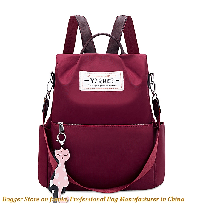 Fashion Backpack For Women Girls Oxford Fabric 2019 ...