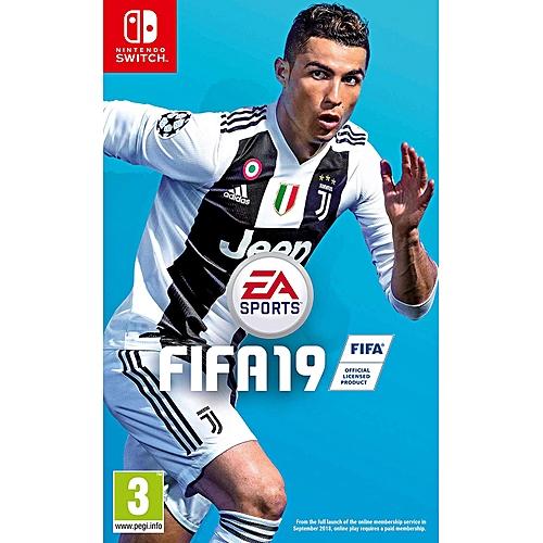 Fifa19 Nintendo