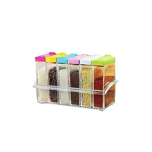 6-Pieces Seasoning Box Set