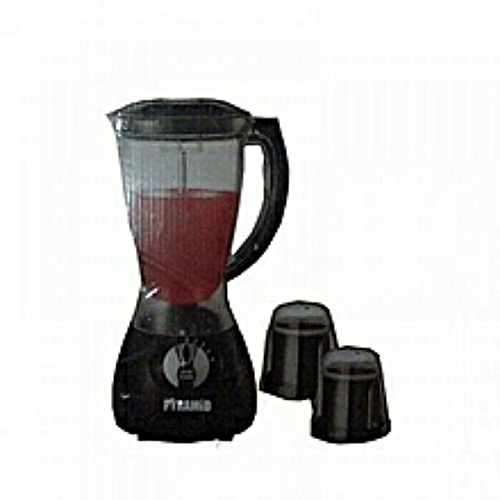 Quality Pyramid Electric Blender With Mill Attachment /pm-y44B3